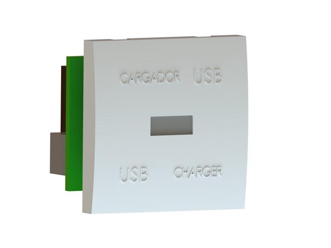 Nuevo cargador USB 2A