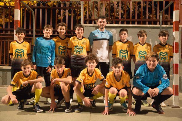 MMCONECTA patrocina a 15 equipos de fútbol