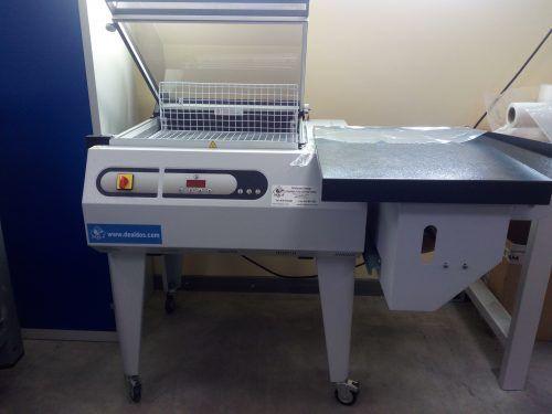 Nueva máquina retractiladora