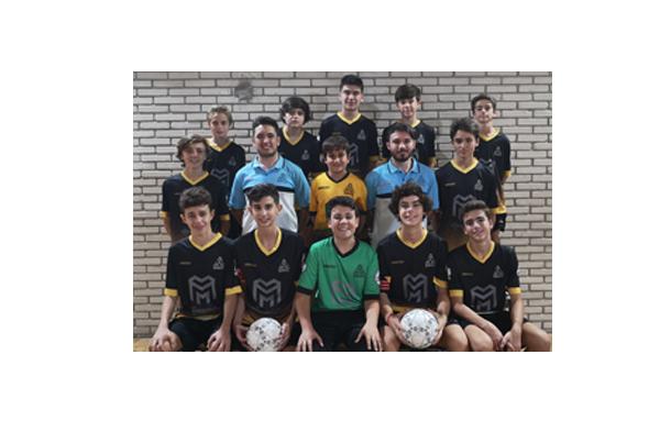 Los éxitos de nuestros equipos de fútbol patrocinados van «in crescendo»