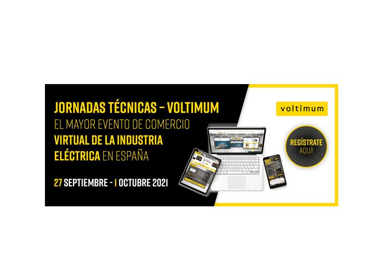 MMCONECTA participa activamente en la feria virtual de Voltimum